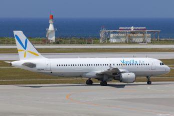JA8385 - Vanilla Air Airbus A320