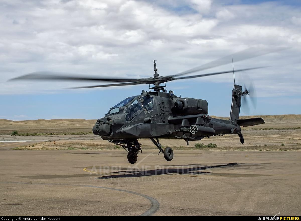 USA - Army - aircraft at Canyonlands Field