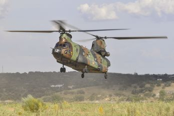 HT.17-12 - Spain - Army Boeing CH-47D Chinook