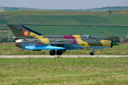 3002 - Romania - Air Force Mikoyan-Gurevich MiG-21 LanceR A aircraft