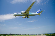 JA812A - ANA - All Nippon Airways Boeing 787-8 Dreamliner aircraft