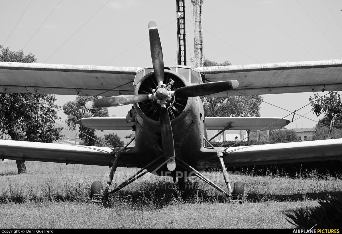 Air Sirin ER-AJM aircraft at Son Bonet