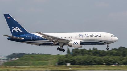HS-DCM - Asian Air Boeing 767-200ER