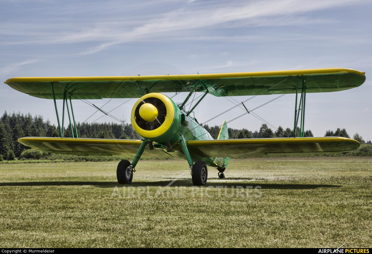 Private F-AZGR aircraft at St Hubert