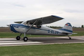 D-ELUV - Private Cessna 170