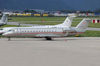 OE-ILB - Vistajet Canadair CL-600 CRJ-200