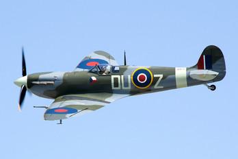 NX614VC - Private Supermarine Spitfire LF.Vc