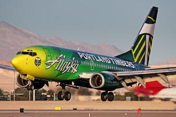 N607AS - Alaska Airlines Boeing 737-700