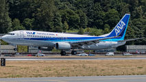 JA78AN - ANA - All Nippon Airways Boeing 737-800 aircraft