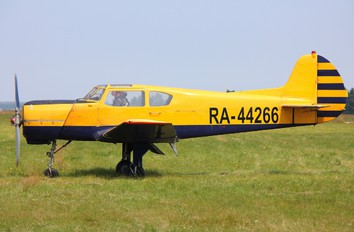 RA-44266 - Private Yakovlev Yak-18T
