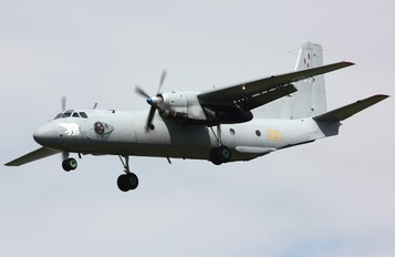 09 YELLOW - Russia - Navy Antonov An-26 (all models)