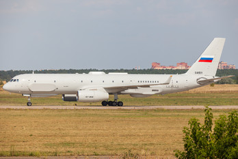 64511 - Russia - Air Force Tupolev Tu-214 (all models)