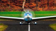 D-KBUQ - Private Scheibe-Flugzeugbau SF-25 Falke aircraft