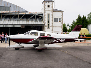 G-CIAM - Private Piper PA-28 Archer