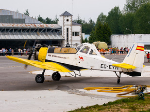 EC-EYH - Private PZL M-18 Dromader