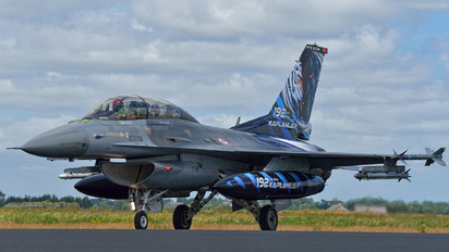 93-0691 - Turkey - Air Force Lockheed Martin F-16D Fighting Falcon