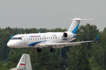 VP-BBE - Yamal Airlines Canadair CL-600 Challenger 600 series