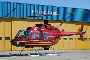 PH-HHK - Heli Holland Bell 206L Longranger