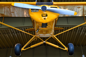 - - Private Piper PA-11 Cub