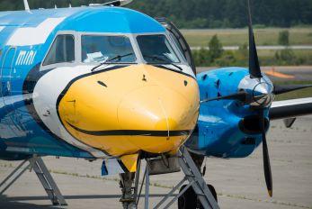 N454XJ - AeroCentury SAAB 340