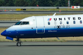N792SK - SkyWest Airlines Canadair CL-600 CRJ-700