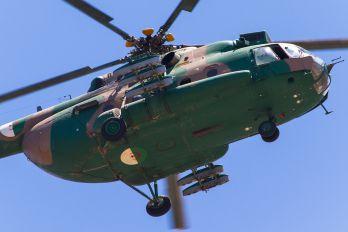 SM-77 - Algeria - Air Force Mil Mi-171