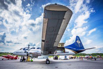 C-FAWV - Nolinor Aviation Convair CV-580