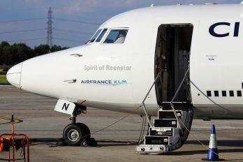 OO-VLN - CityJet Fokker 50