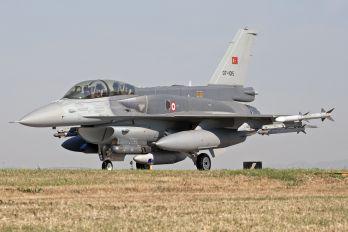 07-1015 - Turkey - Air Force Lockheed Martin F-16D Fighting Falcon