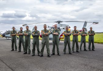 - - Spain - Air Force: Patrulla ASPA Eurocopter EC120B Colibri