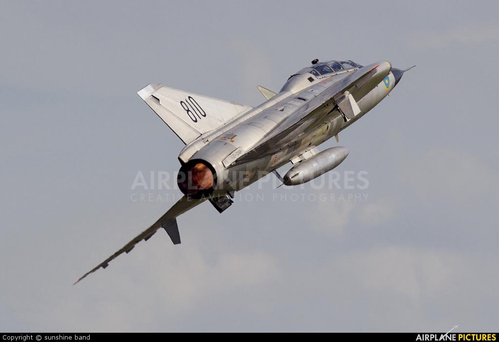 Swedish Air Force Historic Flight SE-DXP aircraft at Waddington
