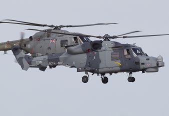 ZZ381 - Royal Navy Agusta Westland AW159 Lynx Wildcat AH.1