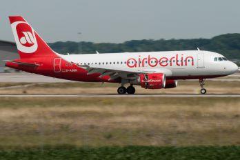 D-ABGK - Air Berlin Airbus A319