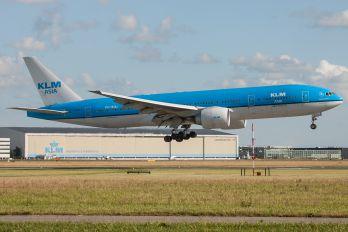 PH-BQL - KLM Boeing 777-200ER