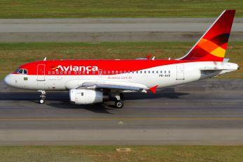 PR-AVK - Avianca Brasil Airbus A318