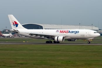 9M-MUB - Malaysia Airlines Airbus A330-200F