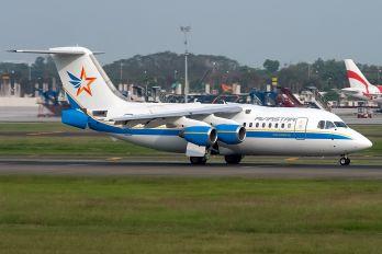 PK-BRF - Aviastar Mandiri British Aerospace BAe 146-200/Avro RJ85