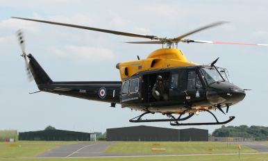 ZJ235 - Royal Air Force Bell 412EP Griffin HT.1