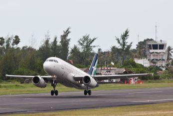 9V-SBF - SilkAir Airbus A319