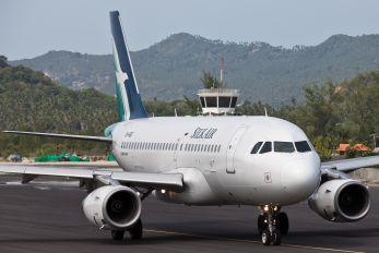 9V-SBC - SilkAir Airbus A319