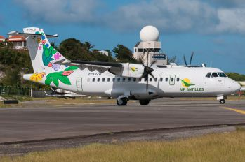 F-OIXO - Air Antilles Express ATR 42 (all models)