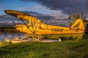 N1961P -  Piper PA-18 Super Cub aircraft