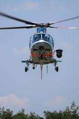 JA110A - Nara Prefectural Police Air Corps Agusta Westland AW109 E Power Elite