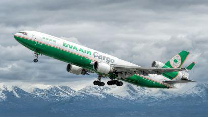 B-16109 - EVA Air Cargo McDonnell Douglas MD-11F