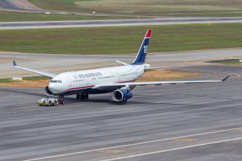 N288AY - US Airways Airbus A330-200