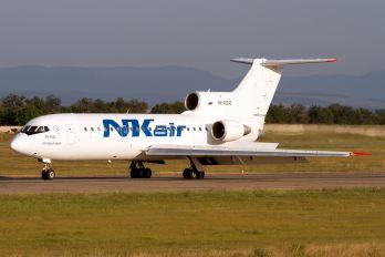 RA-42342 - NK Air Yakovlev Yak-42