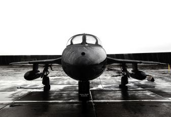 G-FFOX - Private Hawker Hunter T.7