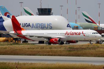 D-AZAE - Avianca Airbus A321