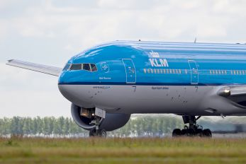 PH-BQO - KLM Boeing 777-200ER