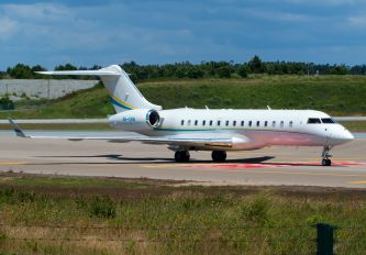 9H-XRS - Comlux Aviation Bombardier BD-700 Global 5000